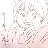 漫画家 小川悦司先生 中華一番!@三田祭