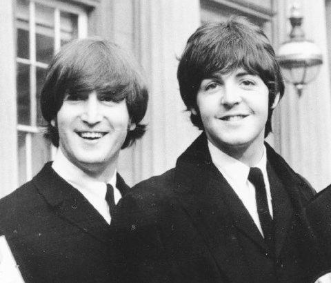 PaulとJohnが作った曲