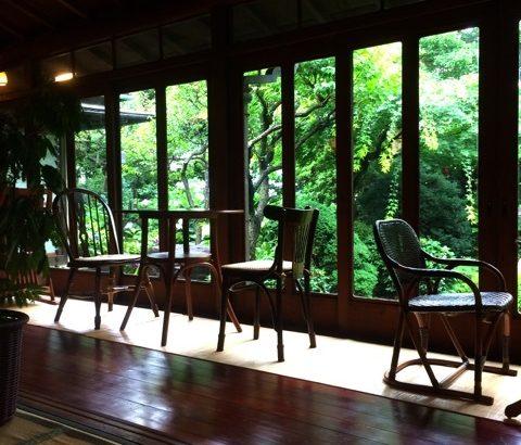 昭和の家 縁側カフェ in 足立区 竹ノ塚
