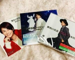 氷川きよし 新・演歌名曲コレクション8/勝負の花道Gタイプ 【紅白歌合戦2018】