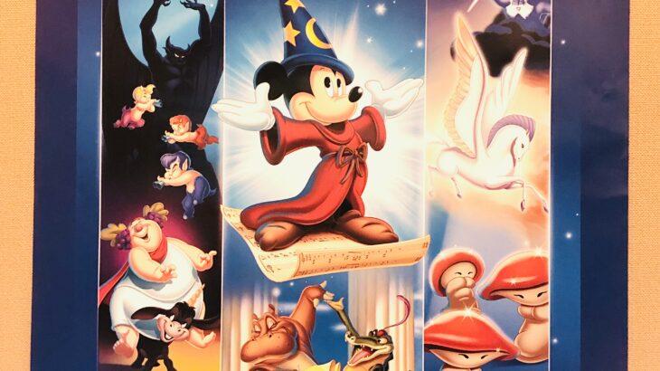ディズニー映画1940年公開『ファンタジア』2021年リバイバル上映 感想 シリウスの伝説との繋がり